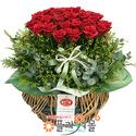 [당일배송]그대와 함께♡ 장미 꽃바구니 꽃다발 생일 기념일 꽃선물_꽃배달당일배송_명품꽃배달[플라워몰]