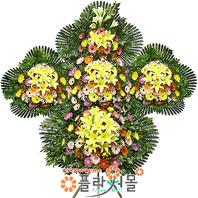 [당일배송]대박나세요♬축하5단(2)_ 축하화환 개업화환 결혼식화환 _ 축하화환배달전문[플라워몰]