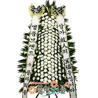 [당일배송]추모의날♣근조3단_ 근조 장례화환 장례식화환 장례식조화 장례식꽃 전문_ [플라워몰]