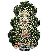 [당일배송]위령♣근조3단(특대)_ 근조화환 장례화환 장례식화환전문_ [플라워몰]