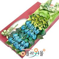 [당일배송]널 생각해♡ 장미꽃다발 꽃상자 생일 기념일 꽃선물 꽃배달당일배송_ 전국꽃배달 전문[플라워몰]