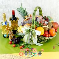 츄카츄카1호(과일,와인(저알콜1%미만),샴펜(무알콜))