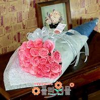 [당일배송]여인의 향기♡ 장미 꽃다발 생일 기념일 꽃선물_전국 당일꽃배달서비스_명품꽃배달[플라워몰]