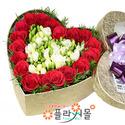 꽃상자 꽃바구니★bh-그대와 데이트★생일/결혼기념/꽃배달서비스[플라워몰]